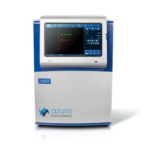 Azure c600 The Ultimate Western Blot Imaging System