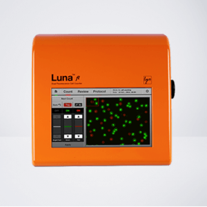 Luna-FL™ Automated Fluorescence Cell Counter