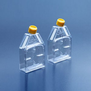 TPP  Tissue culture flask 115 cm² with re-closable lid and barrier /18