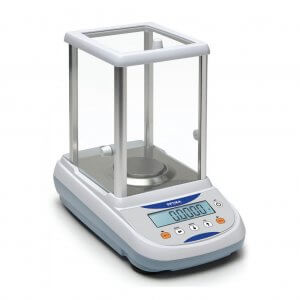 ANALYTICAL SCALE 220gr -RES 0.0001G AUTO INT' CAL