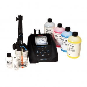 Bench Top pH meter kit complete high end