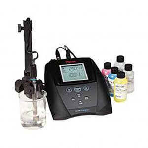 Bench Top pH meter kit complete