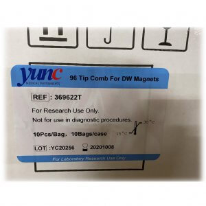 96 Tip Comb For DW Magnets/10*10/100